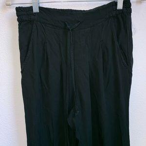 Brandy Melville Pants - Brandy Melville   Cinched Ankle Jogger Pants
